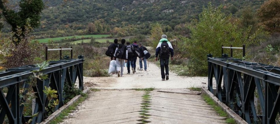Albanians angry over suggestion EU talks tied to taking bloc's unwanted refugees