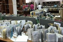 Heavy rainfall damages National Library books, highlighting need for better standards