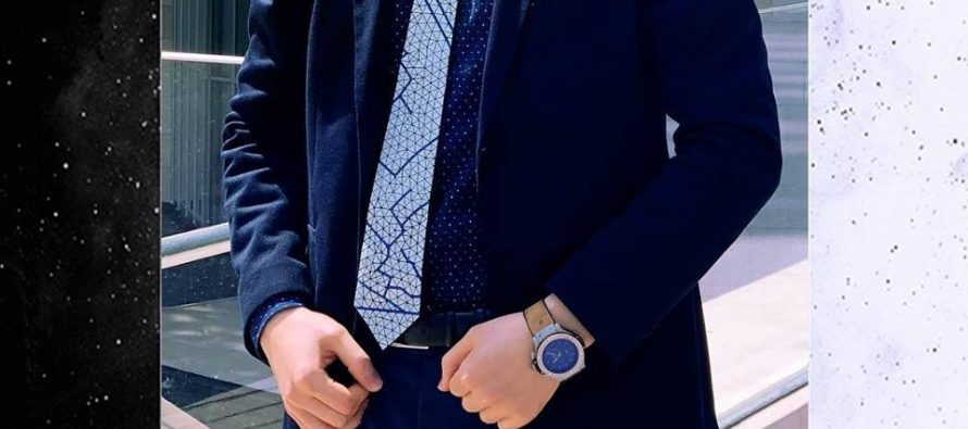 3D ties, the newest 'Made in Albania' brand