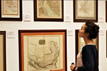 Rare, 500-year-old maps exhibited at Tirana's Center for Openness and Dialogue