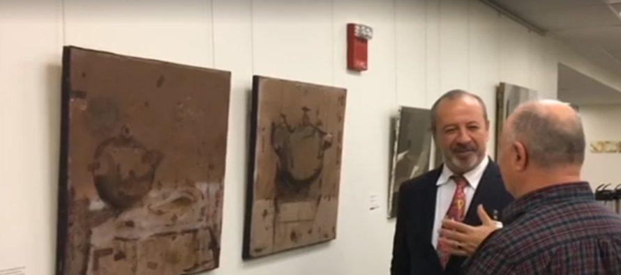 Five Albanian artists showcased in Washington DC