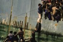 Michel Setboun shows Albania during communist regime's final throes