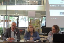 Albanian students learn on countering violent extremism at AIIS summer school