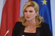 Croatian president holds official two-day visit to Albania