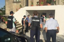 Five arrested in series of burglaries in joint Albanian, French, German operation