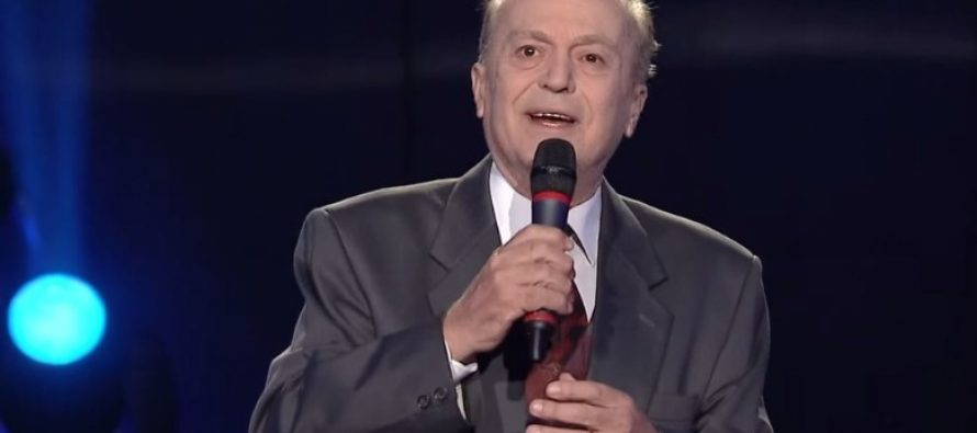 Famous Albanian tenor Gaqo Cako passes away at 83