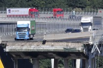 Albanians among Genoa bridge collapse tragedy victims