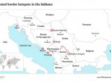 Border conflicts in the Balkans