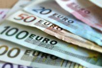 Euro rises to almost 124 lek