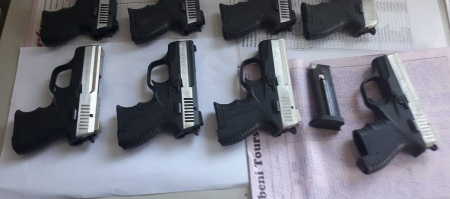 Court imprisons Swede trafficking arms to afford studies