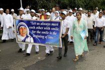Albania celebrates St. Mother Teresa day