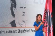 Albania commemorates Azem Hajdari