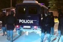 Police arrest 11 during action against Northern 'Bajri' criminal group