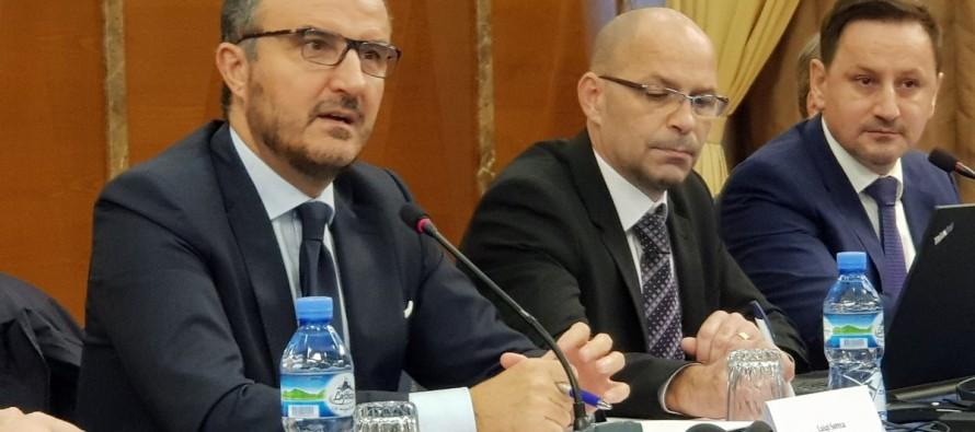New EU Ambassador to Albania Luigi Soreca takes office