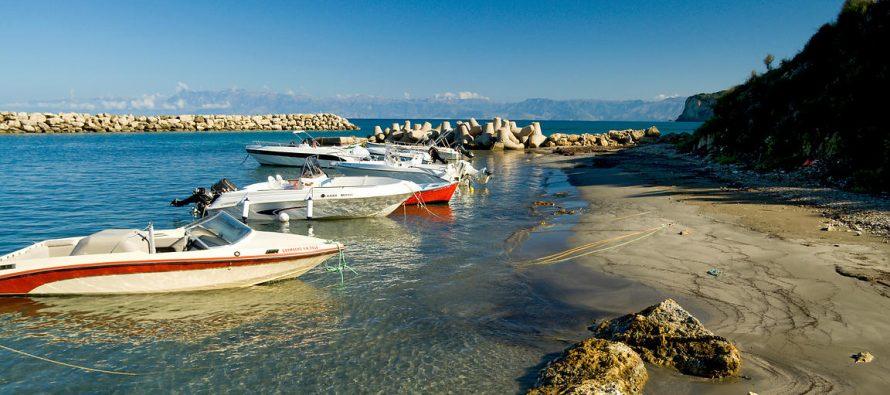 Albanian-Greek operation hits criminal network trafficking sailing vehicles
