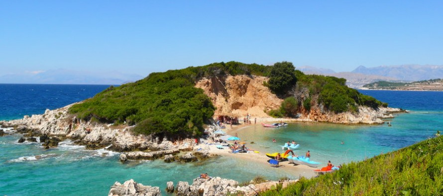 Ksamil islands, lack of rehabilitation project mars Albania's tourism gems