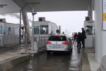 Tolling on Albania-Kosovo highway resumes amid high police presence