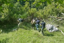 Police bust six in drug lab in Has, part of Albanian-German drug ring