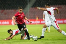 Albania held to goalless draw by Jordan ahead of Israel qualifier