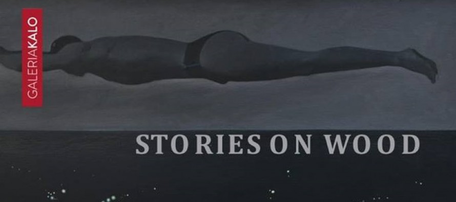 'Stories on Wood'- an exhibition by Gazmend Leka
