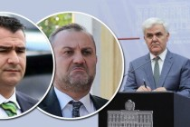 Police arrest two former Socialist lawmakers under corruption charges