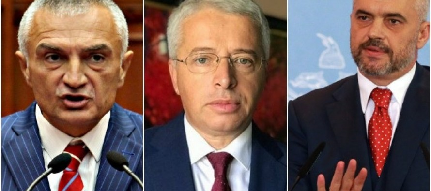 President-PM debate on Albania's new MoI persists, as Meta inquires answers
