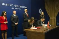 Albania, Kosovo vow stronger economic cooperation amid Serbia dispute