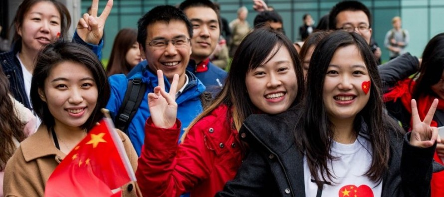 An Albanology department at Beijing University
