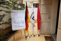 German values and education hand in hand at DAS