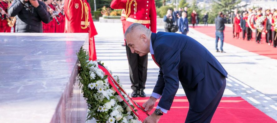 Official commemorations take place in honor of 74th anniversary of Liberation Day