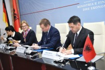 Germany provides €168 mln in Albania development projects