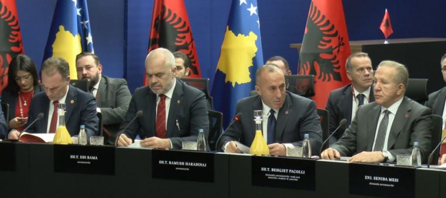Albanian PM: National unification with Kosovo by 2025