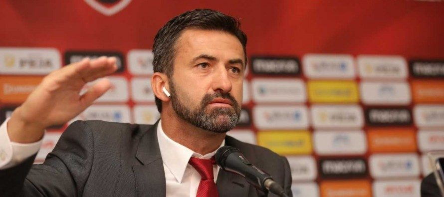 Friendly against Wales could be make or break for under-fire Albania coach
