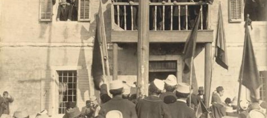 Original Austrian telegram considered best testimony to Albania's Independence Day