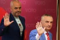 Albanian President partly decrees gov't changes in new PM-President clash