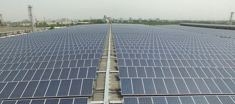 Indian-led consortium to build first major solar plant in