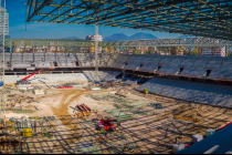 Tax dispute holds back Albania's new 'National Arena' stadium