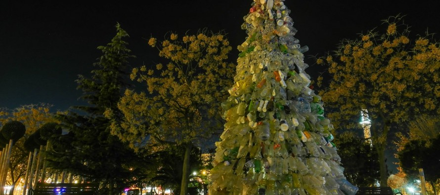 Shkodra celebrates Christmas with environmental exhibition