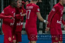 Albania's Partizani emerge top favorites for long-awaited Superliga title