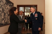 NATO starts works in Albania on its first air base in Kucovo