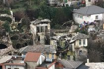 Gjirokaster's UNESCO-protected houses are endangering citizens