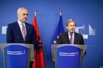 EU Commissioner Hahn and Dutch FM stress need for further, more stable reforms