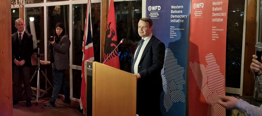 UK-based WFD launches Tirana office under Western Balkan Initiative