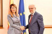 RCC Secretary General Majlinda Bregu holds first round of visits under new post