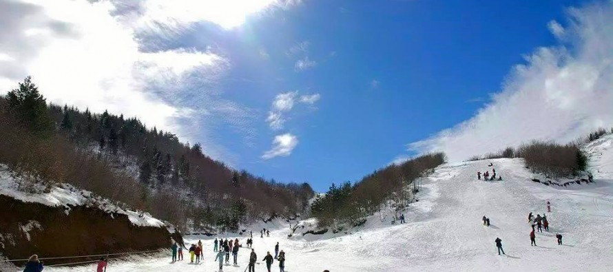 Dardha village, Albania's sole ski resort destination