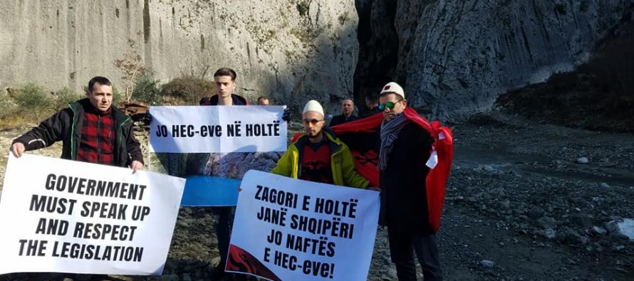 Protests force authorities to back off from HPP, oil search plans at protected areas