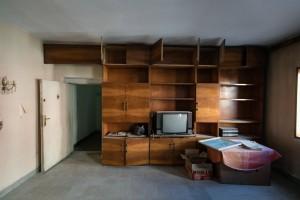 Kadare's communist era Tirana apartment. Photos: Municipality of Tirana