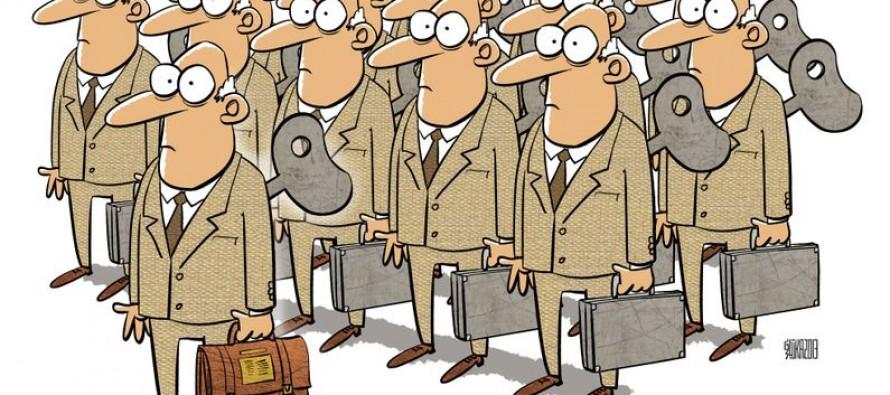 Editorial: A caretaker government of one