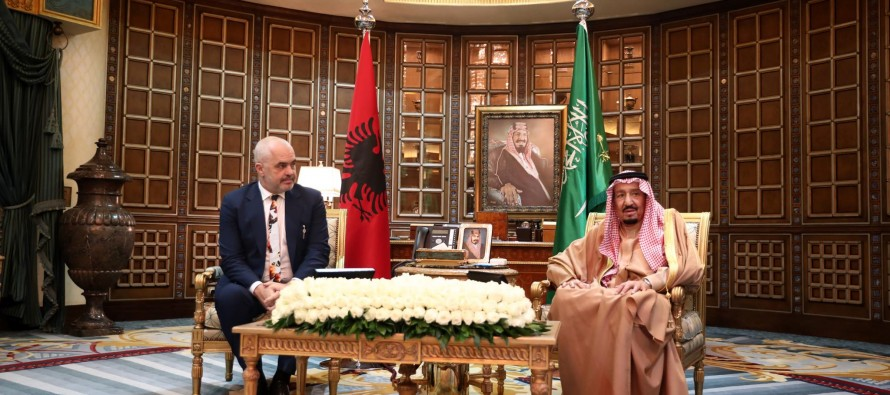 Albania looks towards new chapter with Saudi Arabia