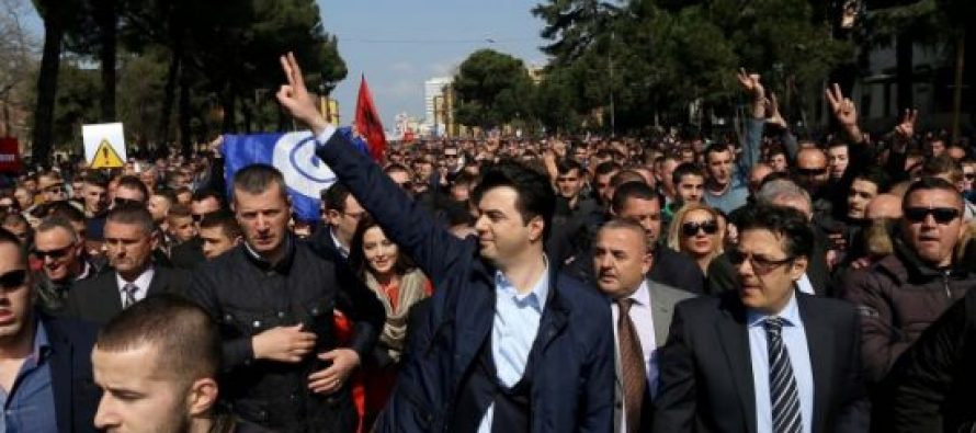 Opposition calls national anti-government rally